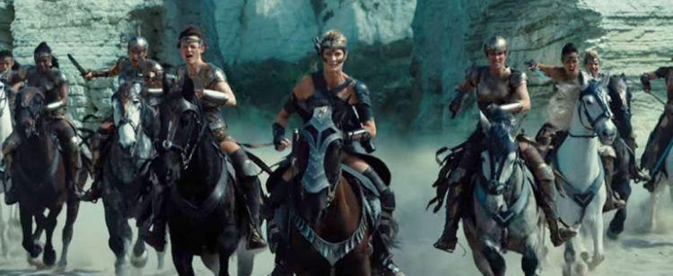 Amazons-WonderWoman
