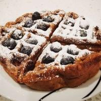 Fluffy Keto Waffle Recipe